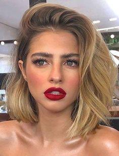 Medium Hair Cuts, Medium Hair Styles, Curly Hair Styles, Medium Bobs, Girl Short Hair, Curly Short, Short Pixie, Girl Hair, Short Cuts