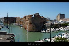 La Fortezza Vecchia di Livorno by photolabronico, via Flickr