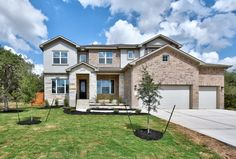 206 Canal Drive is a new home in Austin, TX from Scott Felder Homes. Dripping Springs, Austin Homes, Home Goods, New Homes, Construction, Mansions, House Styles, Amazing, Design