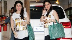 Whoa! #KareenaKapoor's Shocking #Transformation during #Pregnancy But also Look So Beautiful