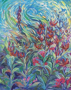Buy Lilies in the breeze, Oil painting by Tamara Vieira on Artfinder. Discover thousands of other original paintings, prints, sculptures and photography from independent artists. Brush Strokes, Oil Painting On Canvas, Lilies, Impressionist, Lovers Art, Breeze, Buy Art, Original Paintings, Sculptures