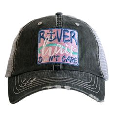 River Hair Don't Care Hat