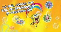 SpongeBob vine la Kaufland - Kaufland