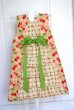tutorial on how to make this dress.
