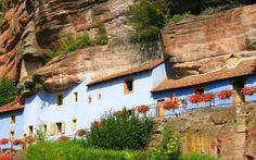 Maisons en tuffeau du Val de Loire, Maine-et-Loire