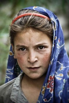 Heroine. (Baltistan, Pakistan by Olivier Galibert)