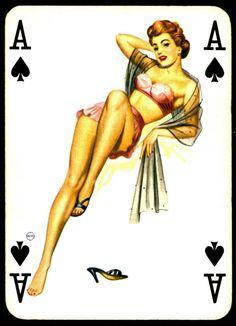 Resultado de imagen para ace of spades girl