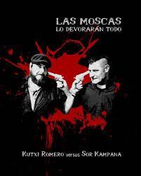 Prólogo para el diabólico libro de KUTXI ROMERO  SOR KAMPANA!!