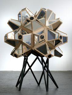 Olafur Eliasson, Polyphonic house, 2007