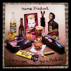Some Product Carri on Sex Pistols