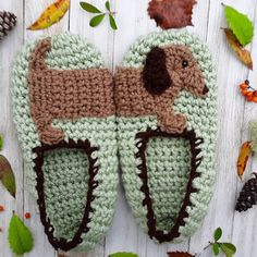 Knitted Slippers without Sewing Irena – PDF Pattern Knitting Instructions – in English Language – Cute and Trend Towel Models Crochet Slipper Pattern, Crochet Flower Patterns, Knitting Patterns, Boho Crochet, Crochet Shawl, Lion Brand, Crochet Sunflower, Knitted Slippers, Sewing Slippers