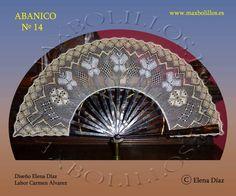 Picados de Autor. Elena Diaz. www.maxbolillos.es