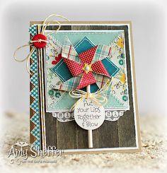I like the pinwheel