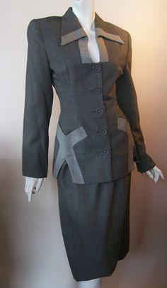 1940's.womens.suits archive - Google Search