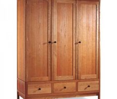 16 Appealing Wooden Wardrobe Closets Picture Ideas