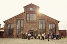 Basilica Hudson, included in our Westchester/Hudson Valley Weddings Annual 2014 issue. Photo by Clean Plate Pictures.