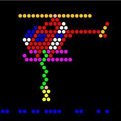 Amazon.com: Lite Brite Refill: Things That Go (SQUARE) - NOT for New Magic Screen: Toys & Games