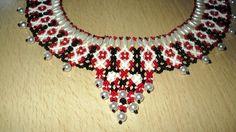 колье украинское | biser.info - всё о бисере и бисерном творчестве