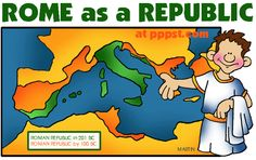 Free Powerpoints - Ancient Rome as a Republic