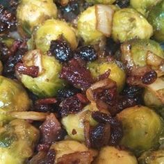 Honey Glazed Brussels Sprouts Allrecipes.com
