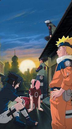 Naruto à regarder sur Anime Digital Network - Mia Collin Fan Art Naruto, Anime Naruto, Naruto Team 7, Naruto Shippuden Sasuke, Naruto Kakashi, Naruto Cute, Boruto, Hinata, Naruto Wallpaper Iphone