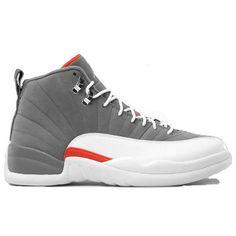 on sale 5bdc5 75a74 130690-012 Air Jordan Retro 12 (XII) Cool Grey 2012 Cool Grey White