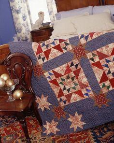 Star Block Quilts | AllPeopleQuilt.com