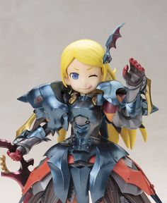 Imperial Girl Plastic Model Kit [Pre-order] Plastic Model Kits, Plastic Models, Tokyo Otaku Mode, Legends, Etrian Odyssey, Nintendo 3ds Games, Princess Zelda, Stuff To Buy