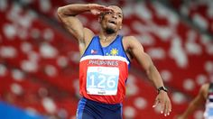 """Eric Cray Wins First Gold Medal For Philippines And Sets New World Record Eric Cray has done it in Rio de Janiero becoming the first athlete from Philippines to win gold medal in the 2016 Olympic Games. Eric Cray completed Men's hurdle 400 metres at 43:56 seconds. A new world record. """"I'm very happy"""" he told reporters. """"To be honest I"""