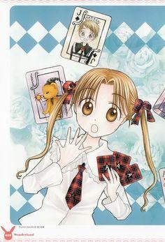 Tachibana Higuchi, Gakuen Alice, Gakuen Alice Illustration Fan Book, Mr. Bear, Yuu Tobita