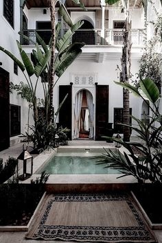 Dream house and pool. ~ETS #morocco