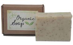 Herbal Garden Organic Shea Butter Soap