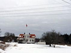 6.2 MILL: Vikveien 61 i Tjølling la lenge ute for salg, nå er det kjøpt av en mann fra Vestby.