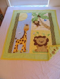 love this quilt for baby's bed
