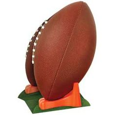 3D football centerpiece... only $2.19!