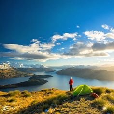 Roy's Peak, Lake Wanaka, New Zealand, South Island. Hiking Trail: 11km, 5-6…
