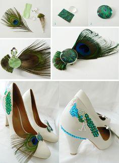 chaussure mariage - DIY chaussure - customisation chaussure - wedding shoes - DIY shoes - shoe customization -