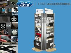 Denny and Adam are here to help. Contact them for all your Ford accessory needs!