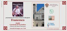 Venerdì 26 giugno ore 17.00 Chiostro del Museo Diocesano e Cripta  di San Rufino