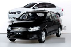 69.80$  Watch now - http://alitpd.worldwells.pw/go.php?t=2052607530 - Black 1:18 Volkswagen VW VW New Jetta 2013 Alloy Model Diecast Show Car Classic toys Scale Models Toy Car