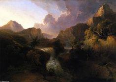 Landscape - (Thomas Doughty)
