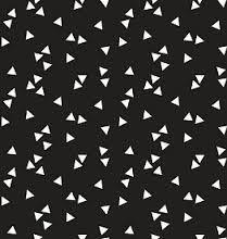 Afbeeldingsresultaat voor gordijnstof zwart met wit