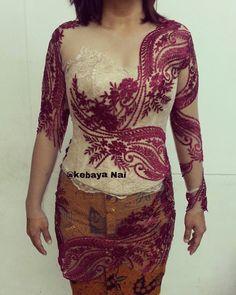 Kebaya Indonesia Wa only (0877 810 80 702) #indonesia #kebaya