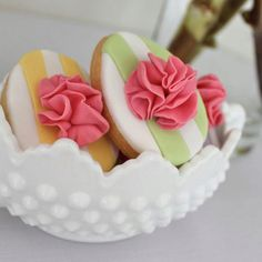 Love these cookies by Alison Lawson Cakes