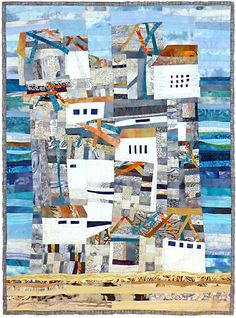 2015 CQ Quilts at FOQ - Contemporary Quilt