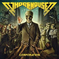 """WHOREHOUSE """"Corporation"""" CD cover  https://www.youtube.com/watch?v=iYHmWFcBHyI"""