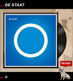 ROCK-N-BLOG / Review: DE STAAT / O  http://nixschwimmer.blogspot.com/2016/01/de-staat-o.html StonerRock meets Funk meets HipHop meets Electro meets whatever