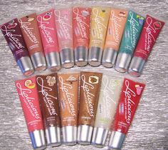 Bath & Body Works Liplicious Tasty Lip Gloss New Sealed PICK ONE Girl Gift HTF
