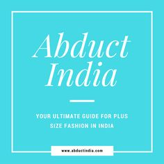 Buy plus-size kids wear online in India at best prices from abductindia.com  #Plus_Size_Fashion  #AbductIndia