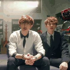 Exo Next Door knows we see BaekYeol everywhere. Thank you for the extra proof that they are meant to be together. xD